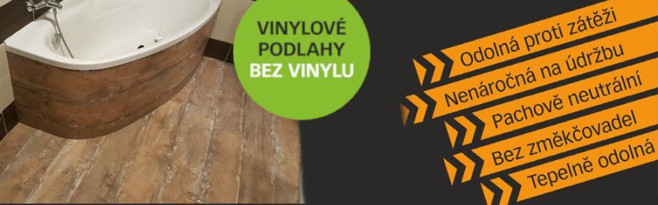 Vinylové podlahy bez vinylu